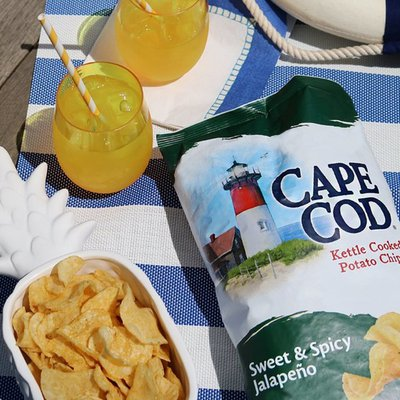 Cape Cod® Sweet & Spicy Jalapeno Kettle Cooked Potato Chips