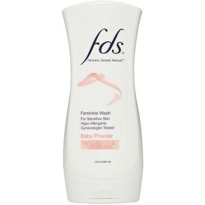 FDS Baby Powder Feminine Wash