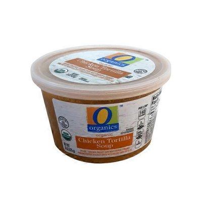 O Organiics Chicken Tortilla Soup