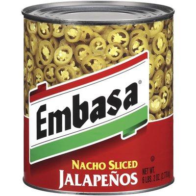 Embasa Nacho Sliced Jalapenos