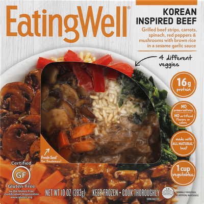 EatingWell Korean Inspired Beef