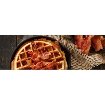 Wright Brand Thick Sliced Applewood Smoked Bacon