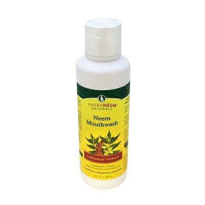 Theraneem Naturals Neem Mouthwash - Cinnamon Therape