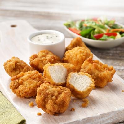 Just Bare Lightly Breaded Chicken Breast Chunks