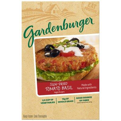 Gardenburger Sun-Dried Tomato Basil Veggie Burgers