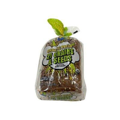 O Organics Organic 21 Grains & Seeds Bread