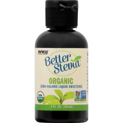 Now Liquid Sweetener, Organic, Zero-Calorie