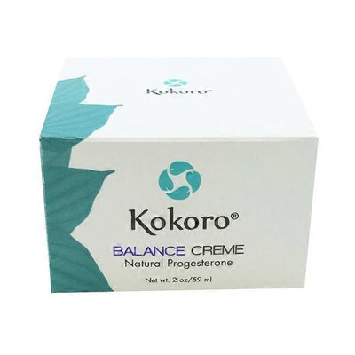 Kokoro Women's Balance Creme - Natural Progesterone