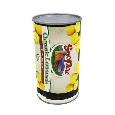 Sno Pac Organic Lemonade