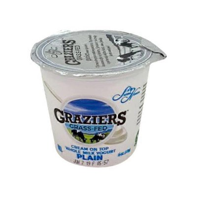 Sierra Nevada Graziers Plain Grass-fed Cream On Top Whole-milk Yogurt