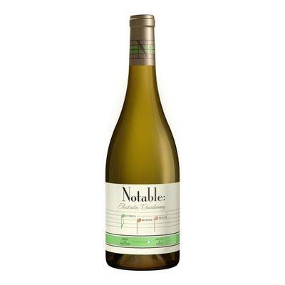 Notable Chardonnay White Wine