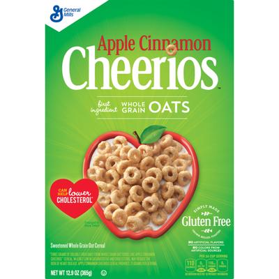 Cheerios Cereal, Apple Cinnamon