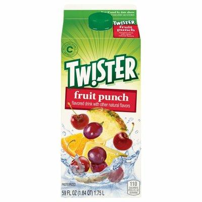 Tw!ster Fruit Punch 59 Fl Oz