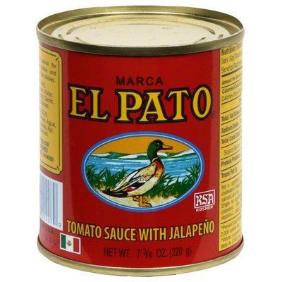 El Pato Tomato Sauce, with Jalapeno