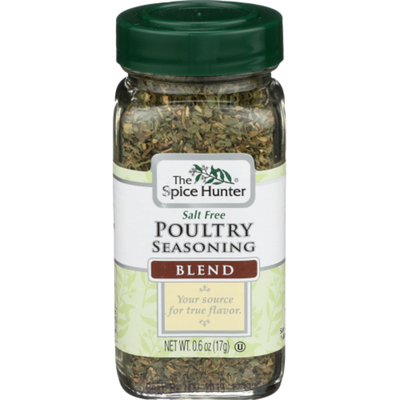 The Spice Hunter Poultry Seasoning, Blend