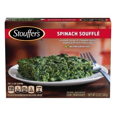 Stouffer's Spinach Soufflé