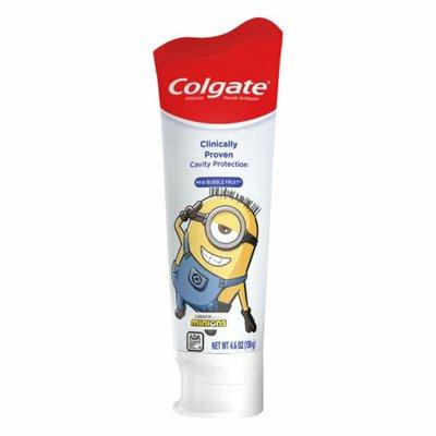 Colgate Toothpaste, Fluoride, Mild Bubble Fruit