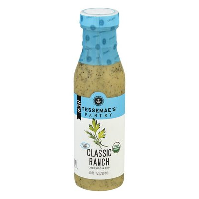 Tessemae's All Natural Dressing & Dip, Classic Ranch