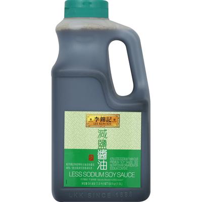 Lee Kum Kee Soy Sauce, Less Sodium