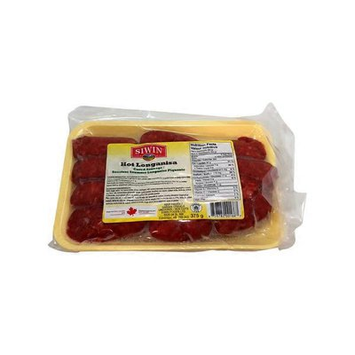 Siwin Hot Longanisa Cured Sausage