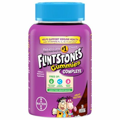 Flintstones Gummies, Complete