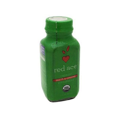 Red Ace Beets And Greens Shot Glass