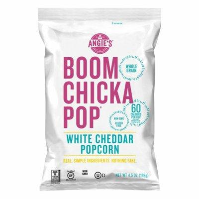 Angie's White Cheddar Popcorn