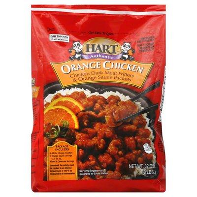 Hart Orange Chicken