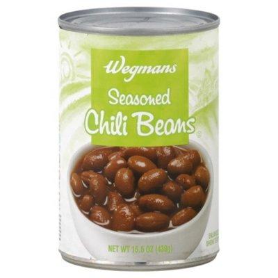 Wegmans Seasoned Chili Beans