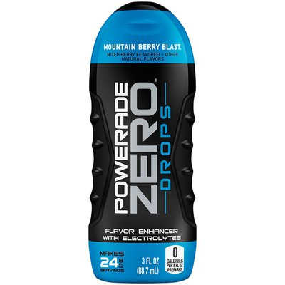 POWERADE Mountain Berry Blast with Electrolytes Flavor Enhancer