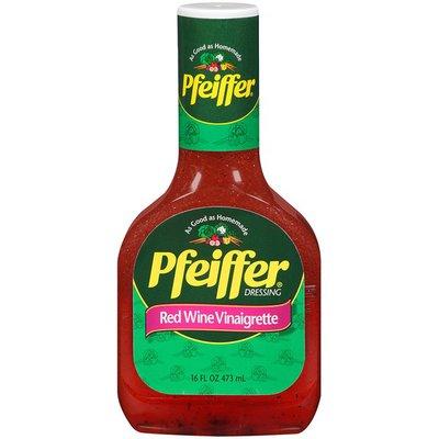 Pfeiffer Red Wine Vinaigrette Dressing