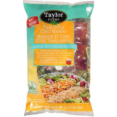 Taylor Farms Chopped Kit, Thai Style Chili Mango