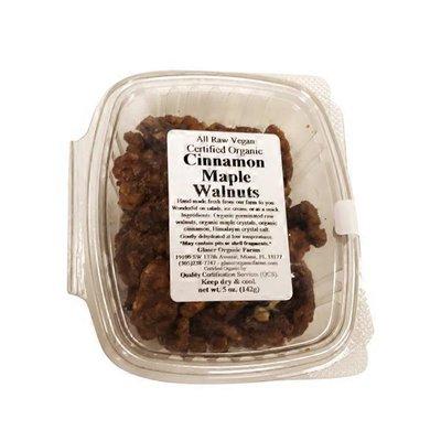 Glaser Organic Farms Cinnamon Maple Walnuts
