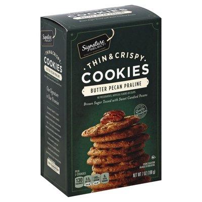 Signature Select Thin & Crispy Cookies