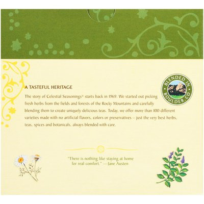 Celestial Seasonings Sleepytime Caffeine Free Herbal Tea