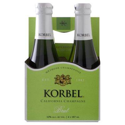 Korbel Korbel Brut California Champagne