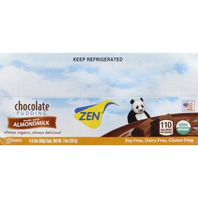 Zen Pudding, Chocolate