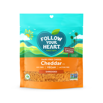 Follow Your Heart Dairy-Free Cheddar Shreds