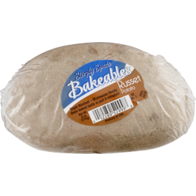 Simply Spuds Bakeables Russet Potato