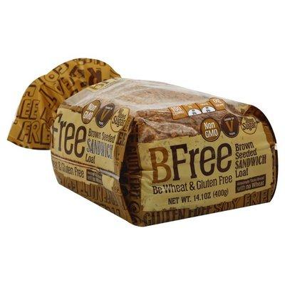 BFree Sandwich Loaf, Brown Seeded