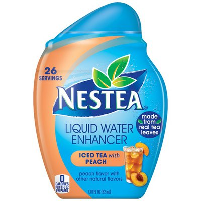 Nestea Iced Tea with Peach Liquid Water Enhancer