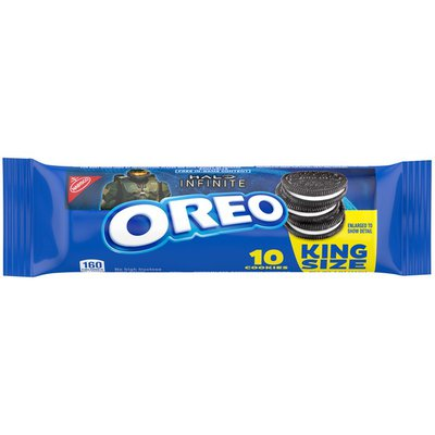 Oreo Chocolate Sandwich Cookies - King Size