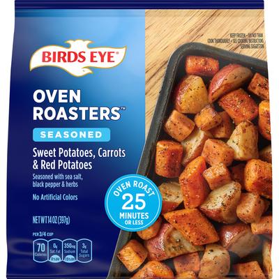 Birds Eye Sweet Potatoes, Carrots & Red Potatoes, Seasoned