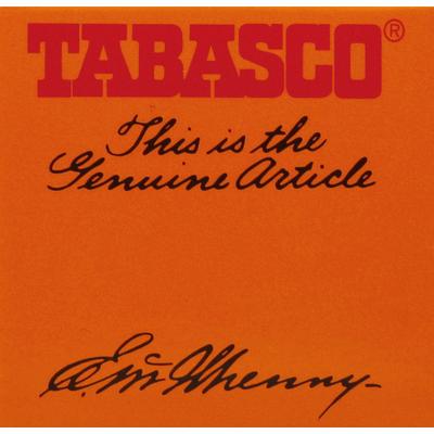 TABASCO Pepper Sauce, Original Flavor