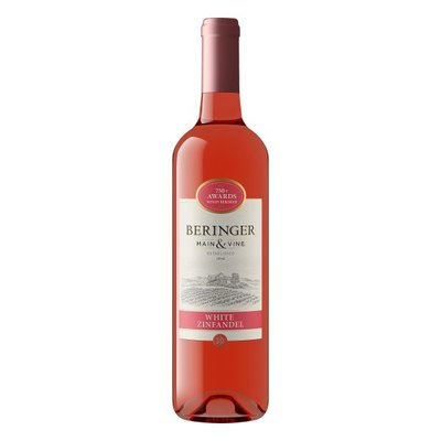 Beringer Main & Vine™ White Zinfandel Pink Wine - 750ml