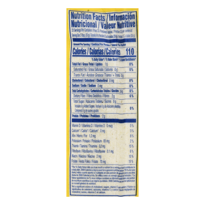 PAN Corn Meal, White, Pre-Cooked