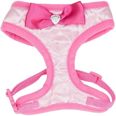 Petco Glam Cat Pink Bow Cat Harness One Size