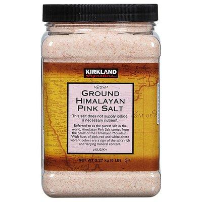 Kirkland Signature Ground Himalayan Pink Salt