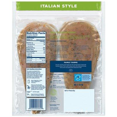 Perdue Boneless Chicken Breasts Italian Style