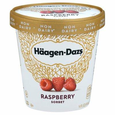 Haagen-Dazs Raspberry Sorbet